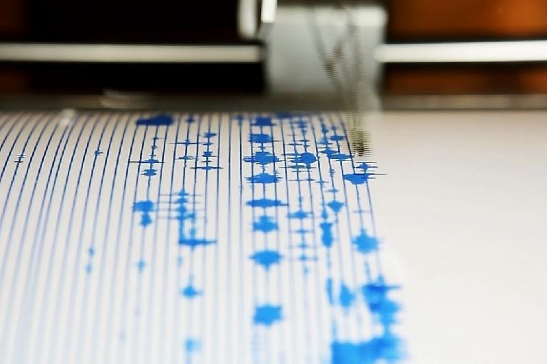 东哈州发生规模4.4级地震