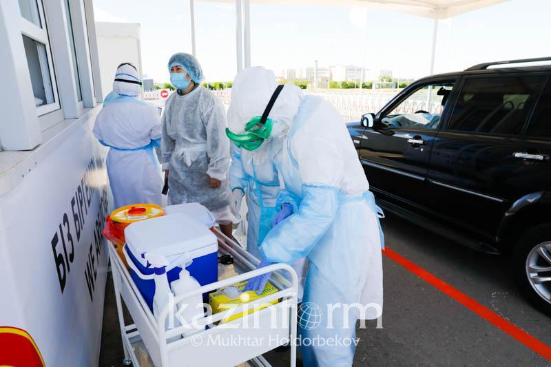 В Алматы открыт еще один центр тестирования