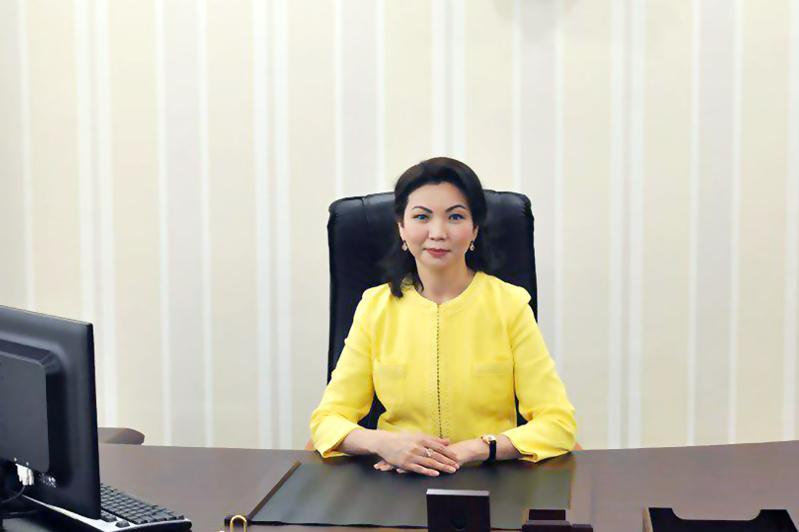 Айгүл Шайымова ҚР ұлттық экономика вице-министрі қызметіне тағайындалды