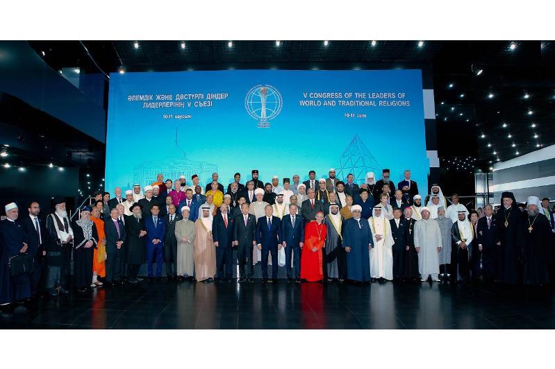 Почти три десятилетия Елбасы продвигает культуру международного диалога - Алтай Абибуллаев