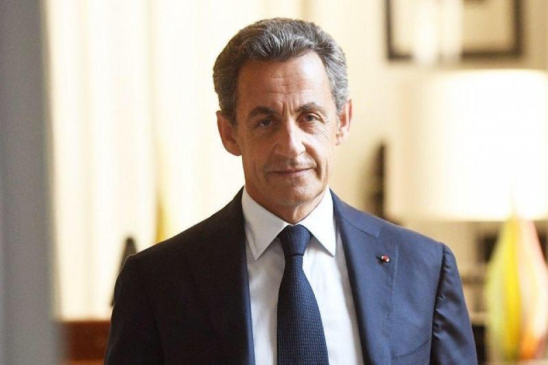 Nicolas Sarkozy congratulates Elbasy on his jubilee