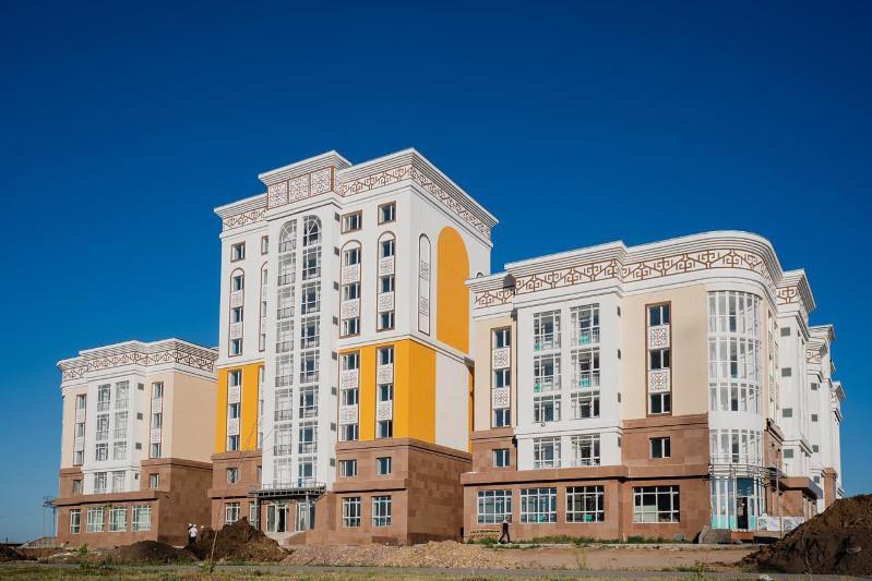 8 тысяч социальных квартир построят в столице в этом году