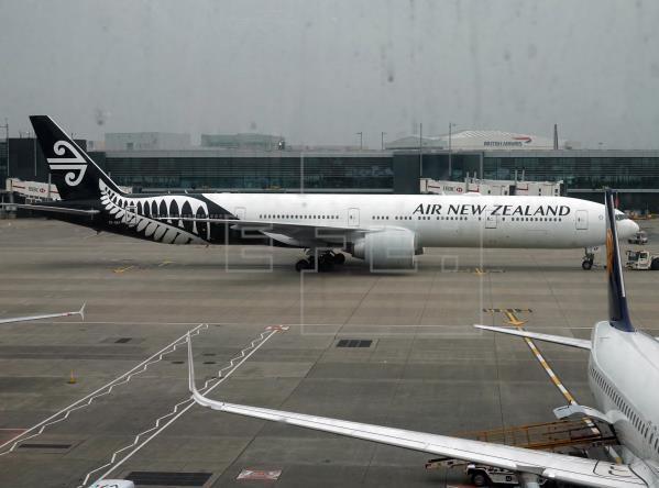 Air New Zealand suspends inbound international flight bookings