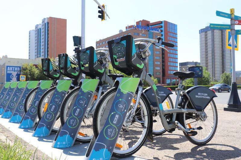 Какой вклад в развитие столицы вносят велостанции «Астана Bike»