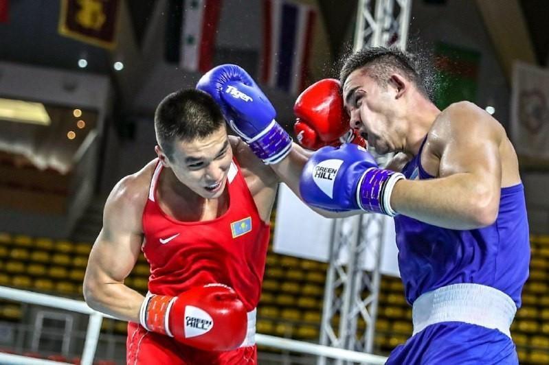 亚锦赛金牌得主努尔玛汗别特转入职业拳击