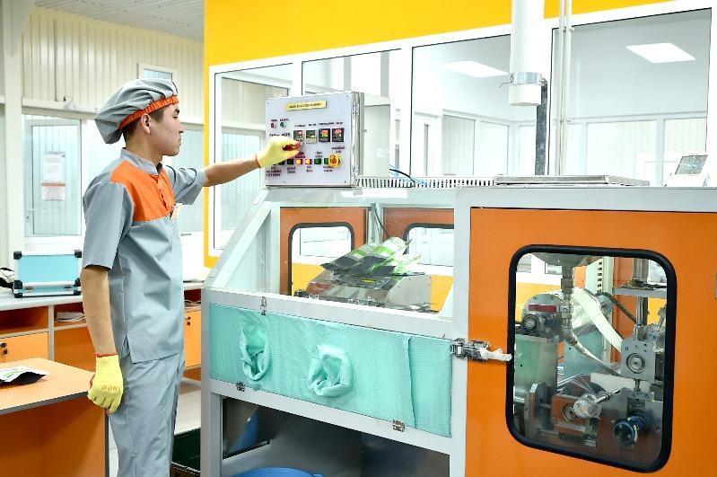 Какой вклад в борьбу с коронавирусом вноситотечественная компания по производству медизделий