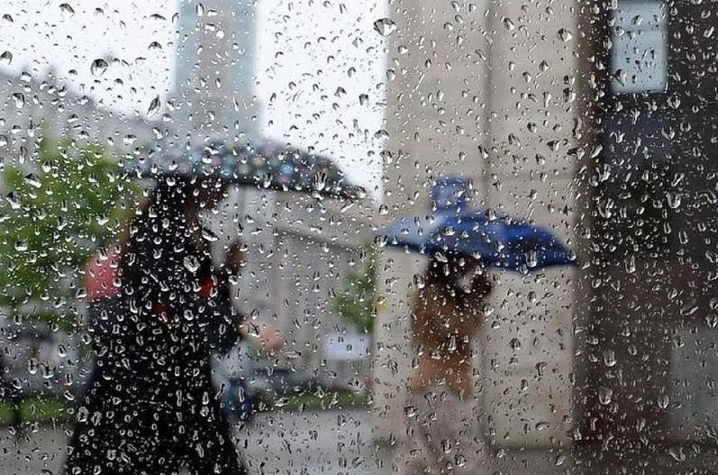 Scattered showers forecast for some parts of Kazakhstan