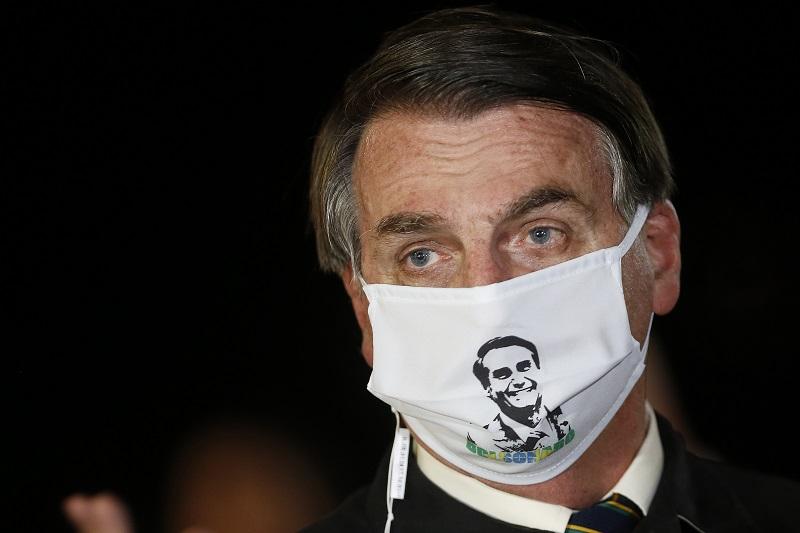 Әлемдегі ахуал: Бразилия президенті коронавирус жұқтырды