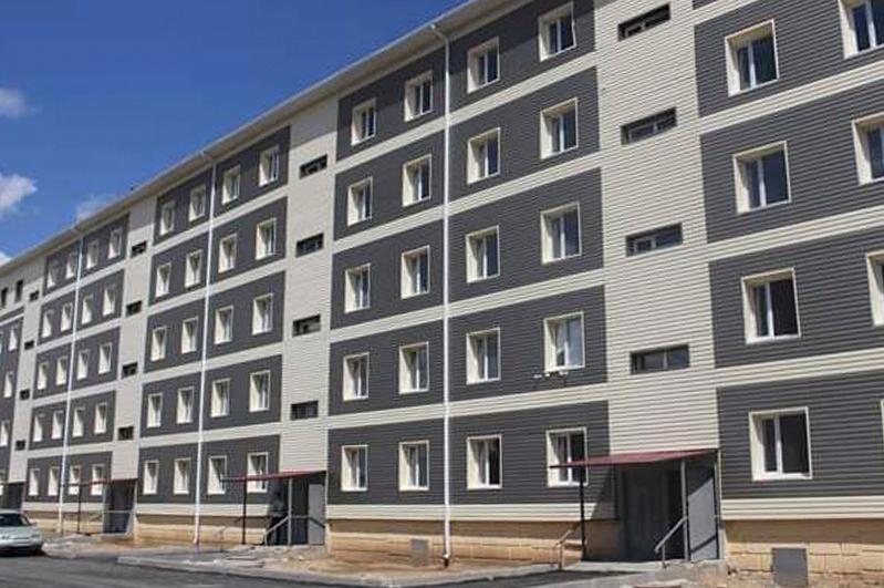 22 многодетные семьи получили жильё в Сатпаеве