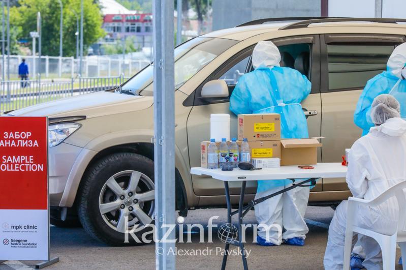 В СКО 67% инфицированных коронавирусом – бессимптомные