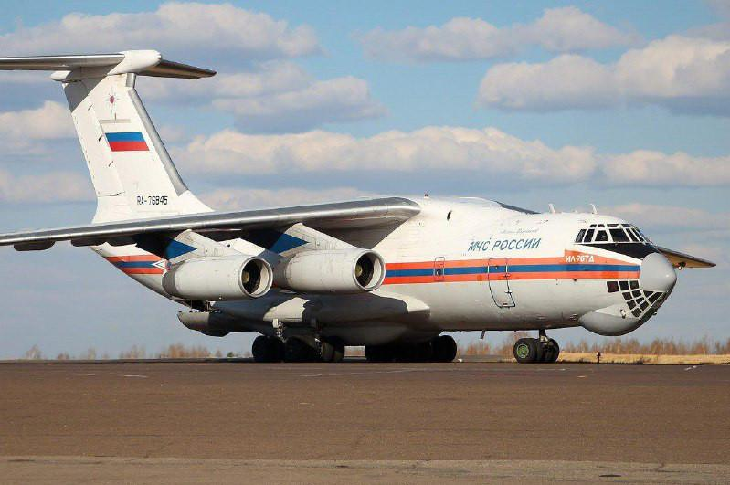 Russia sends humanitarian aid to Kazakhstan to fight COVID-19