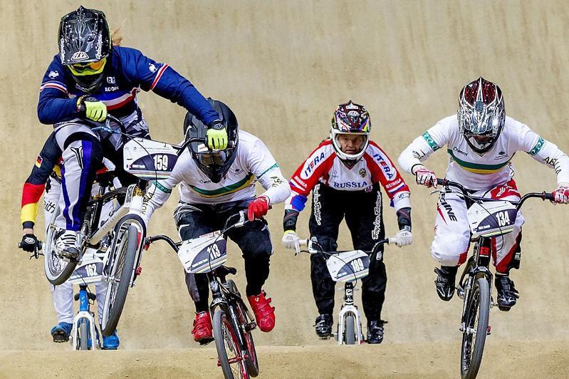 Отменен ряд чемпионатов по велосипедному спорту