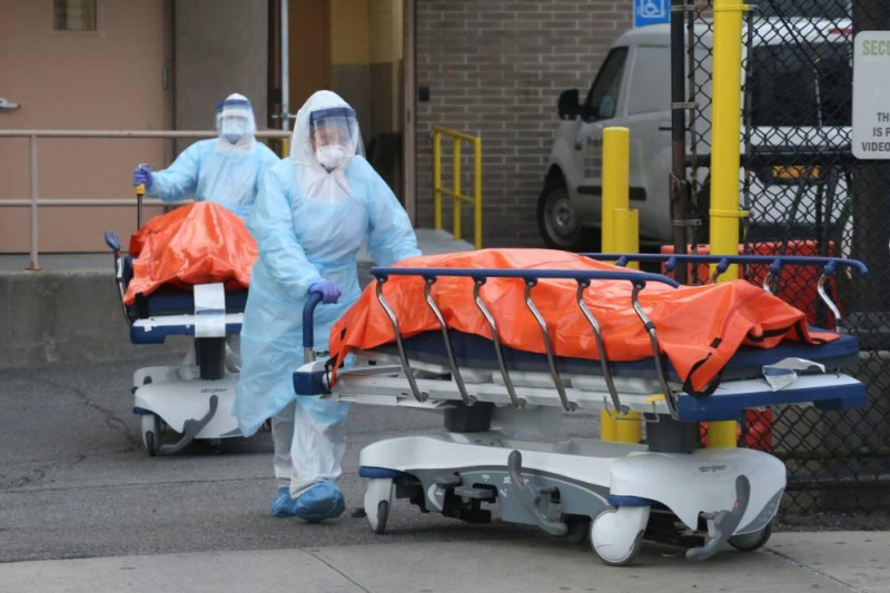 Распространение коронавируса в мире усиливается