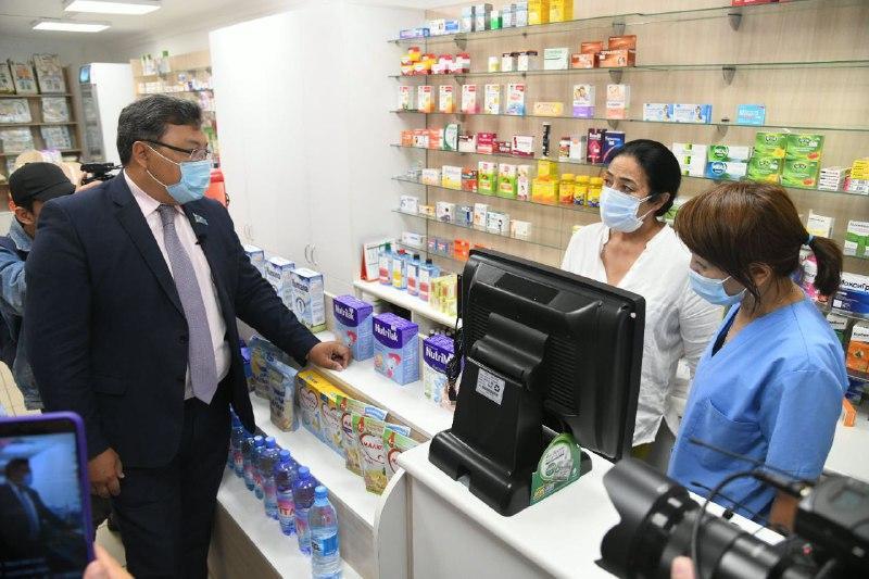 Спекуляцию с ценами на лекарства выявили в столичных аптеках