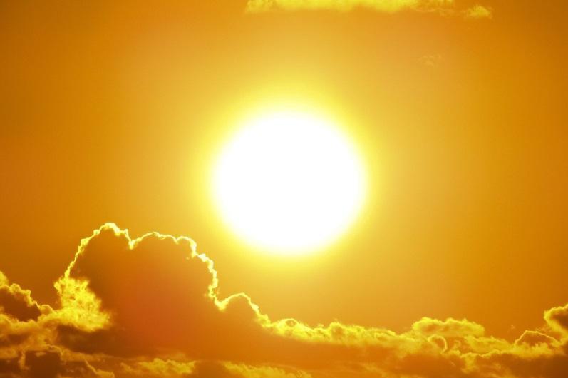 9日全国多地将迎来高温酷暑天气