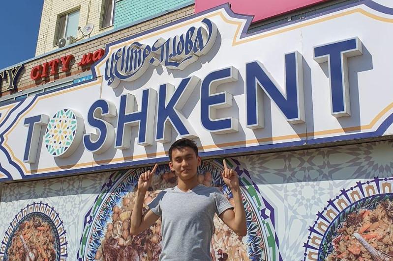 Молодой предприниматель из Актобе открыл плов-центр в дни ЧП