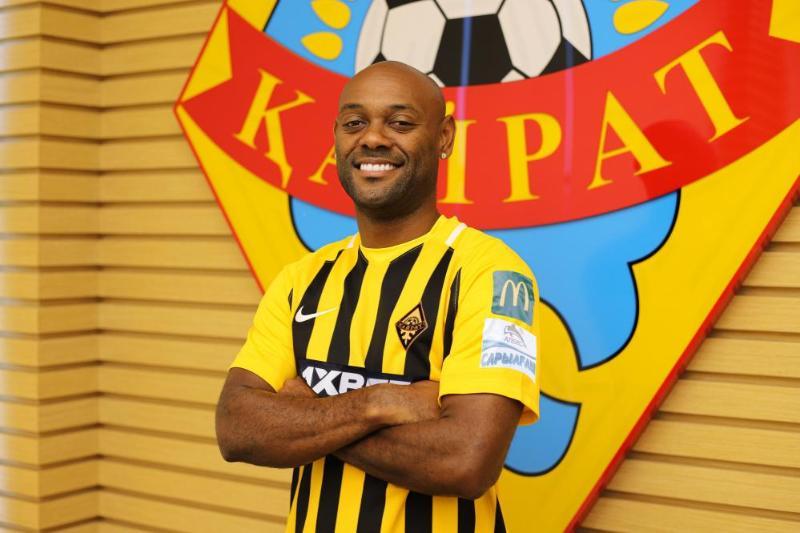 阿拉木图海拉特足球俱乐部签下巴西著名前锋瓦格纳·勒夫