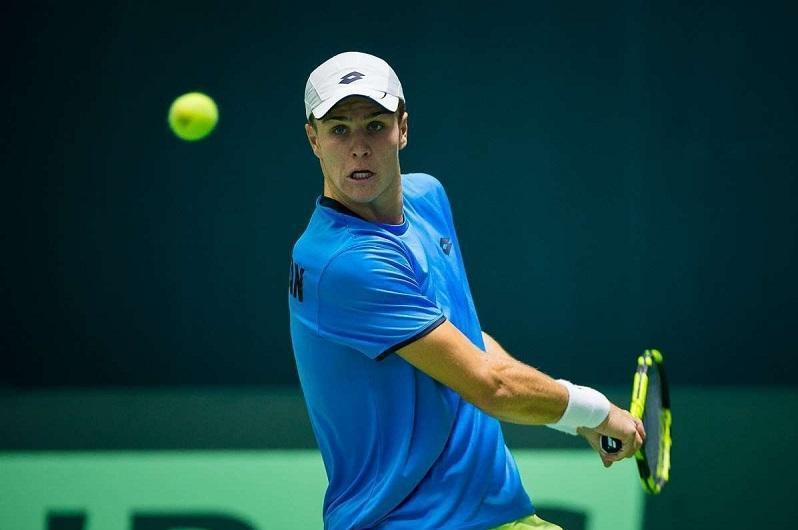 网球:德米特里•帕普科在美国的赛事中失利