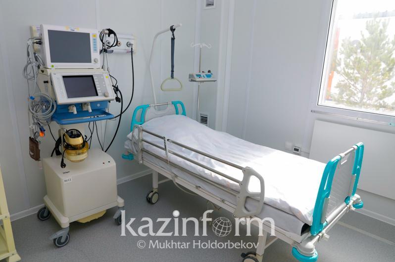 Количество инфекционных койко-мест почти в четыре раза увеличили в Нур-Султане