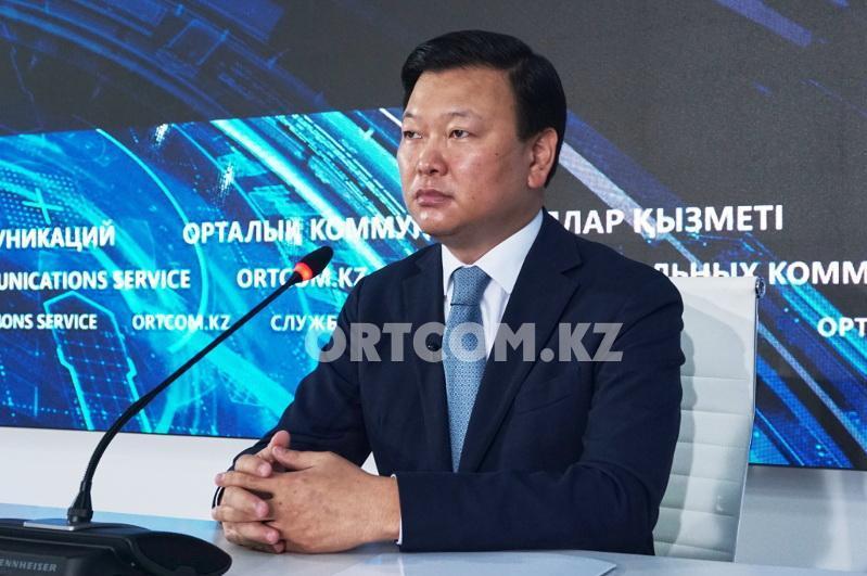 Алексей Цой предостерег казахстанцев от использования самодельных аппаратов ИВЛ