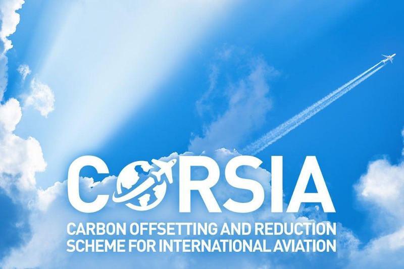 Қазақстан авиация саласында CORSIA мүшесі болды