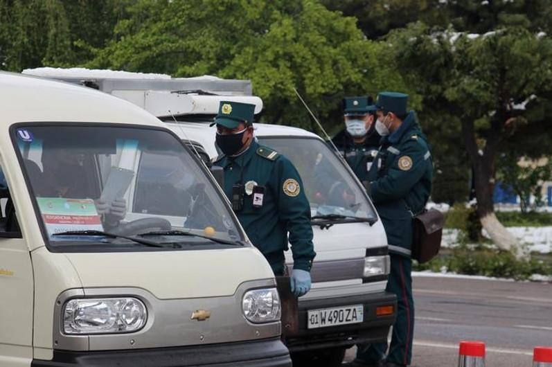 Өзбекстанда карантин қайта күшейтілді