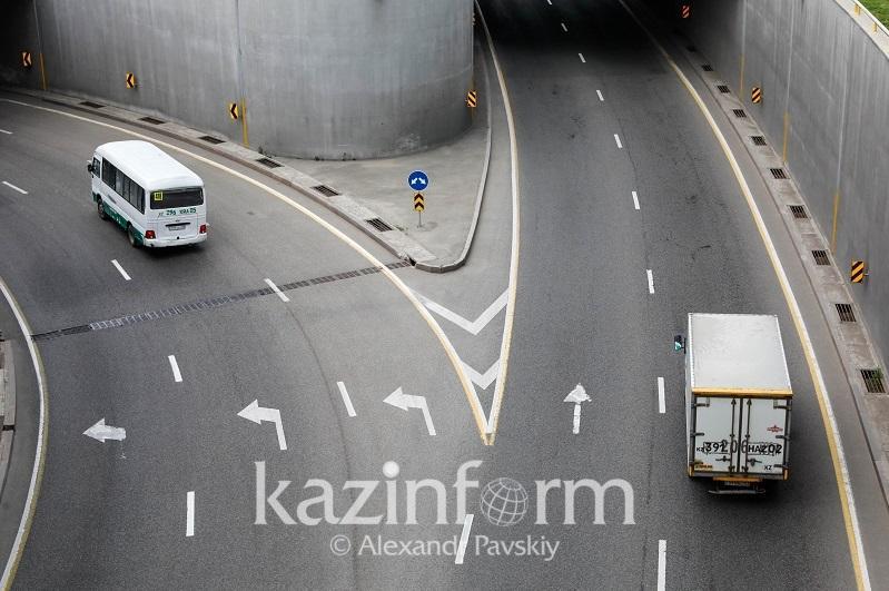 Три крупные развязки планируют сдать в эксплуатацию в 2021 году в Алматы
