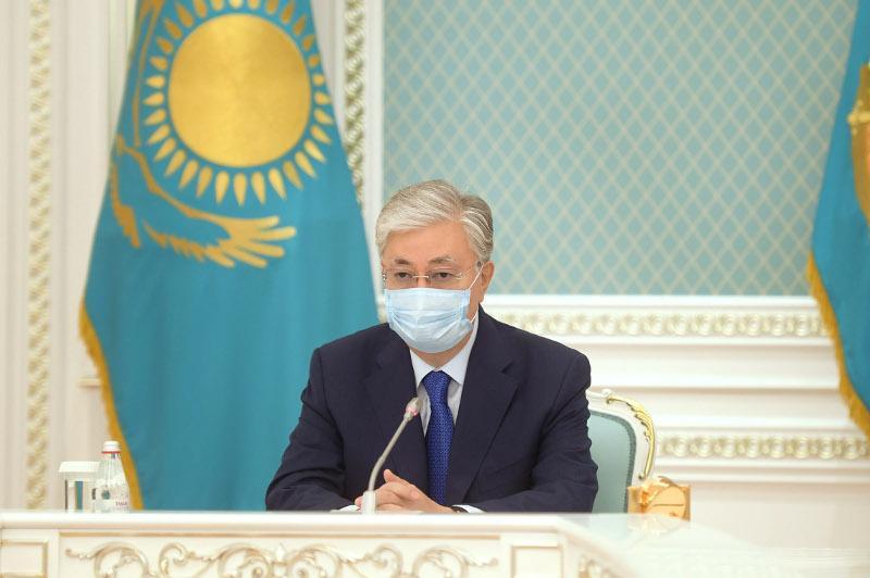 托卡耶夫总统新冠疫情问题电视讲话全文