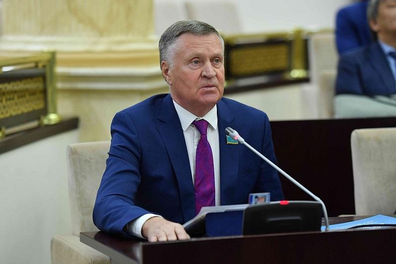 Сенатор Владимир Волков: Глава государства сказал главные слова - никто не останется в беде