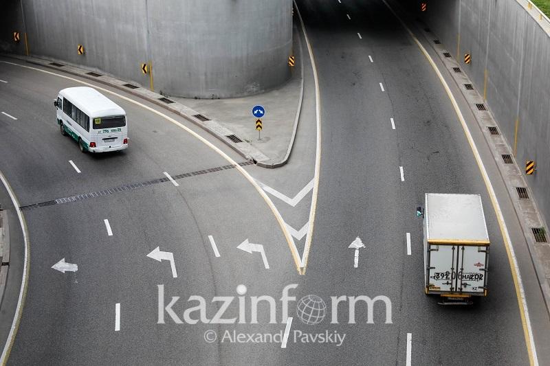 Алматыда 2021 жылы 3 ірі жол айрығы салынады