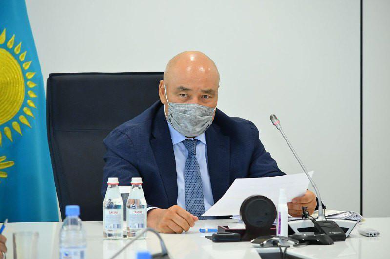 Число больных пневмонией в Туркестанской области достигло почти 5,5 тыс. человек – Умирзак Шукеев