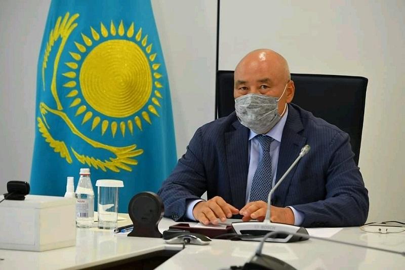 Өмірзақ Шөкеев:Түркістан облысына екі айға қажетті дәрі-дәрмектер бір аптаның ішінде жеткізіледі