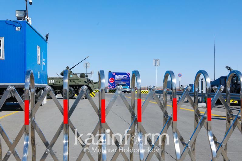 Выставят ли блокпосты в Туркестанской области