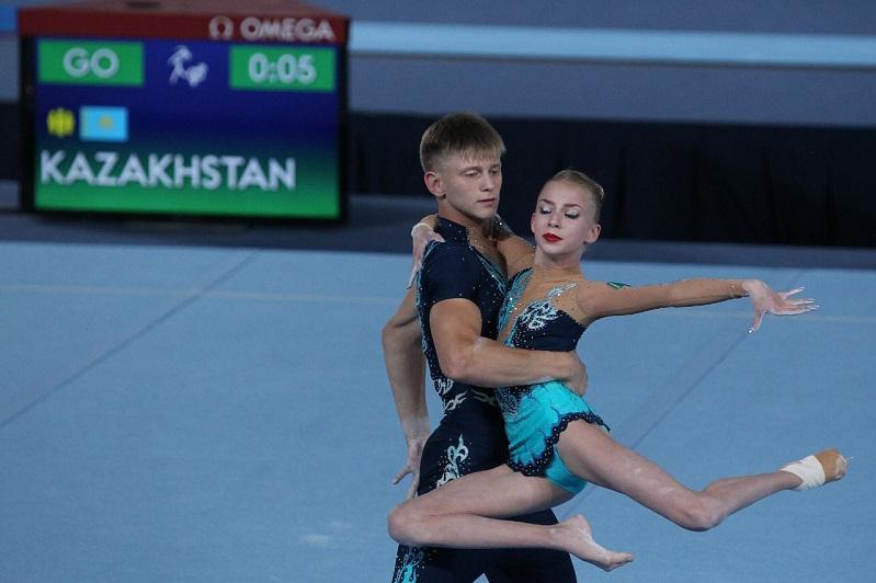 Перенесены два этапа Кубка мира по спортивной акробатике