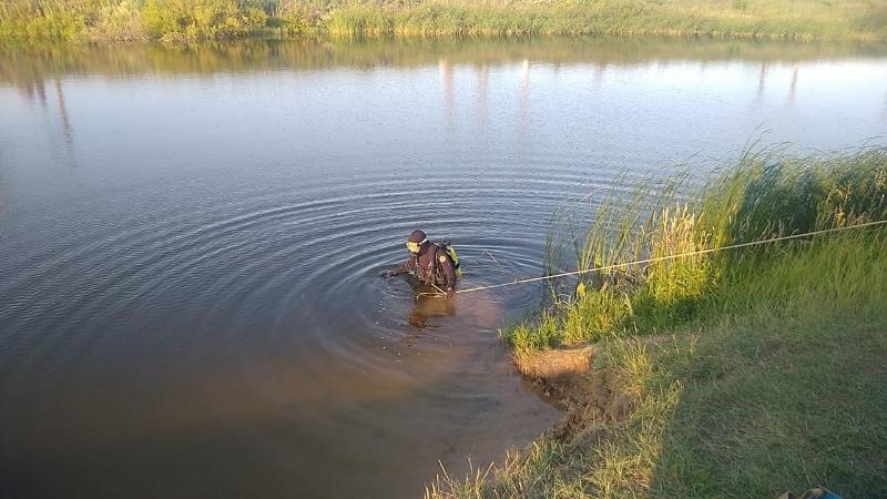 Мужчина утонул в Акмолинской области