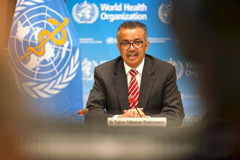 世卫组织宣布启动全球2019冠状病毒病应对表现独立评估