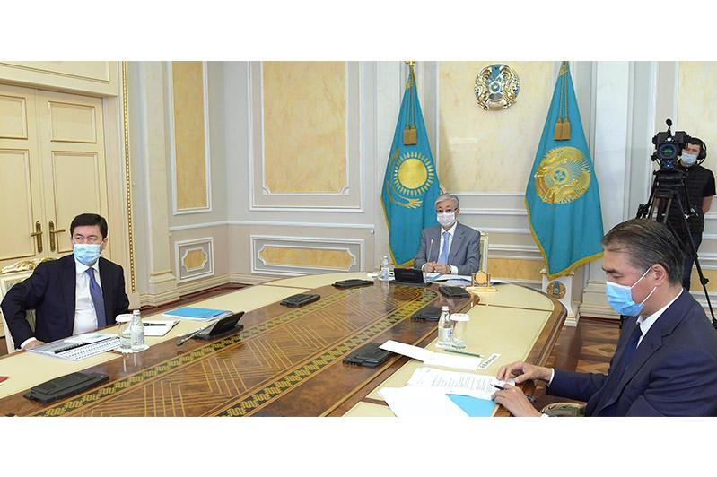 О чем говорил Глава государства на расширенном заседании Правительства