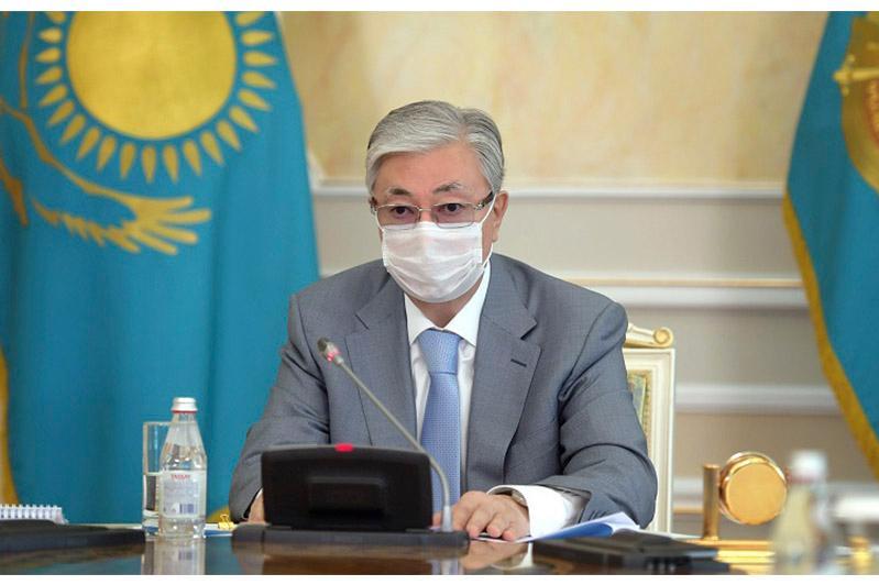 Полный текст выступления Касым-Жомарта Токаева на расширенном заседании Правительства