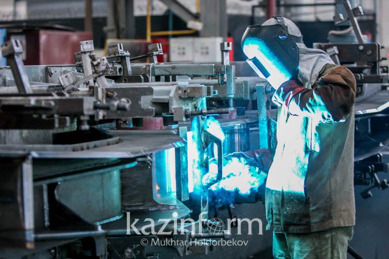 今年上半年哈萨克斯坦工业生产指数为103.1%