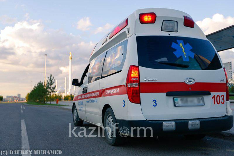 15 машин скорой помощи прибудут в Атырау