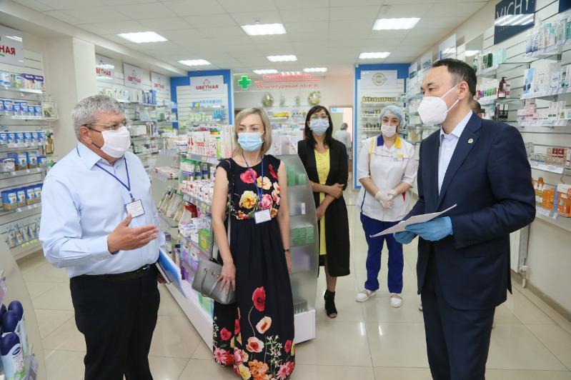 На 300 млн тенге закупят лекарства для аптек Костанайской области
