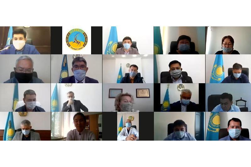 Дополнительные меры по борьбе с пандемией примут в Павлодарской области