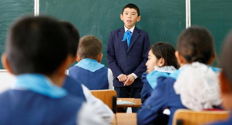 Подготовку к новому учебному году начали в Атырауской области