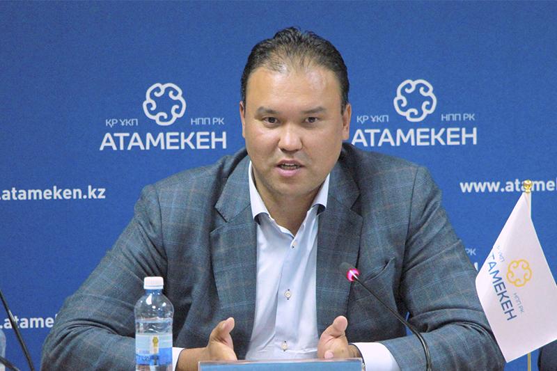 Ерхат Есқалиев «СҚ-Фармация» ЖШС басқарма төрағасы болып тағайындалды