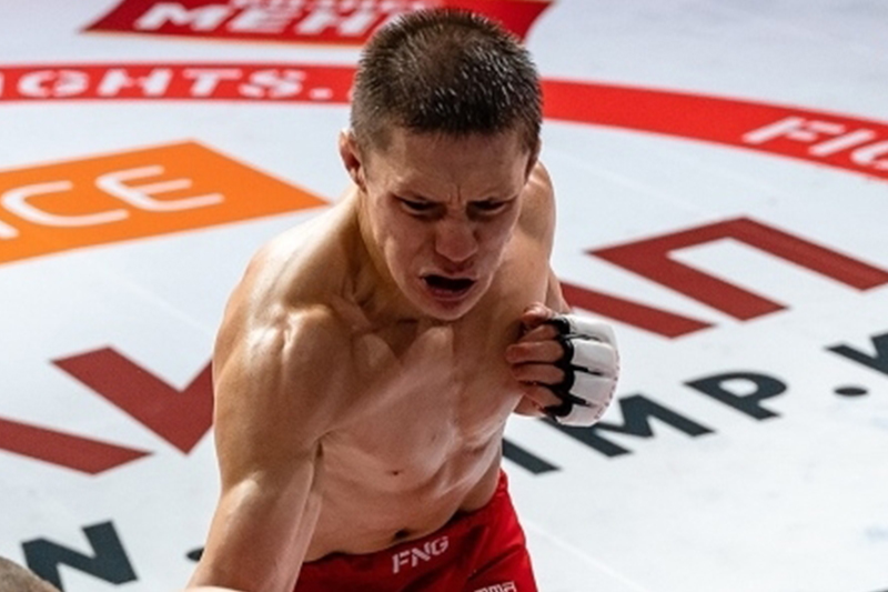 Kazakh MMA fighter loses in UFC debut