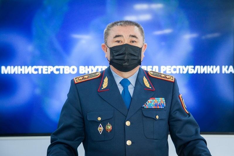 Глава МВД поблагодарил казахстанцев за содействие в выявлении незаконной продажи лекарств