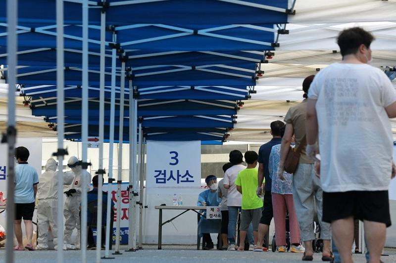 New virus cases rebound in S.Korea; imported cases, cluster infections on steady rise