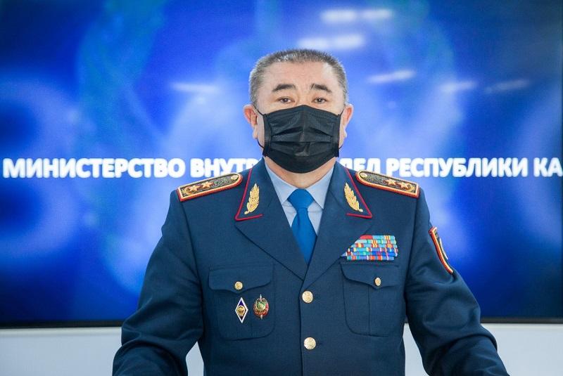 ІІМ басшысы заңсыз дәрі-дәрмек сатқандарды анықтауға көмектескен қазақстандықтарға алғыс айтты
