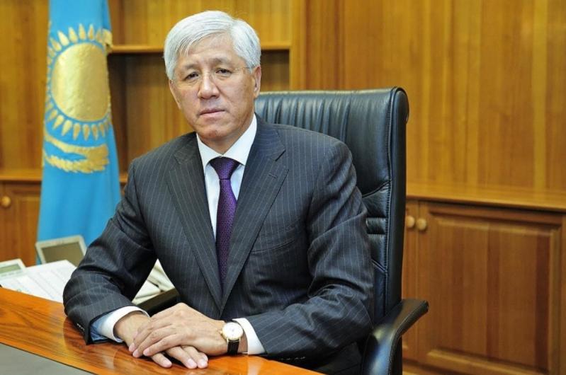 Almaty oblysynyń ákimi koronavırýstan jazyldy