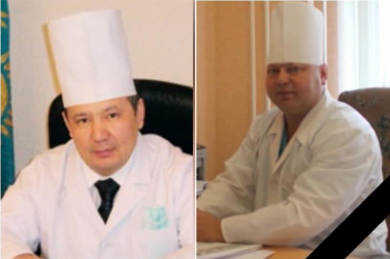 Двум казахстанским врачам посмертно присвоено звание «Қазақстанның Еңбек Ері»